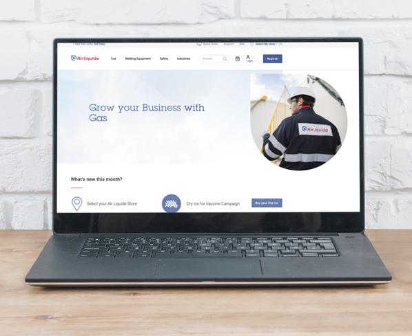 Air Liquide Home Page