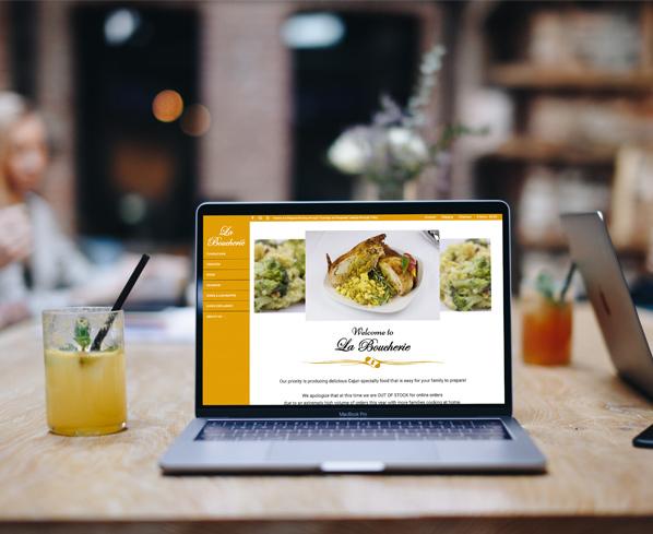Cajun Meats Home Page