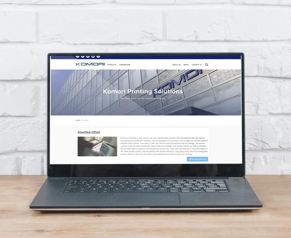 Komori Home Page